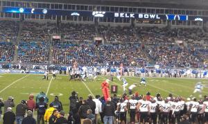 At the Bowl
